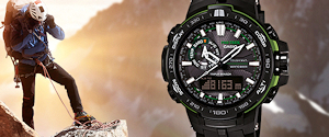 Casio Pro Trek Outdoor
