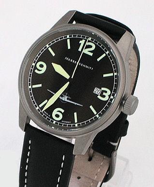 Messerschmitt Aristo 108 Fliegeruhr Me M Titan Armbanduhren If7gyYvb6