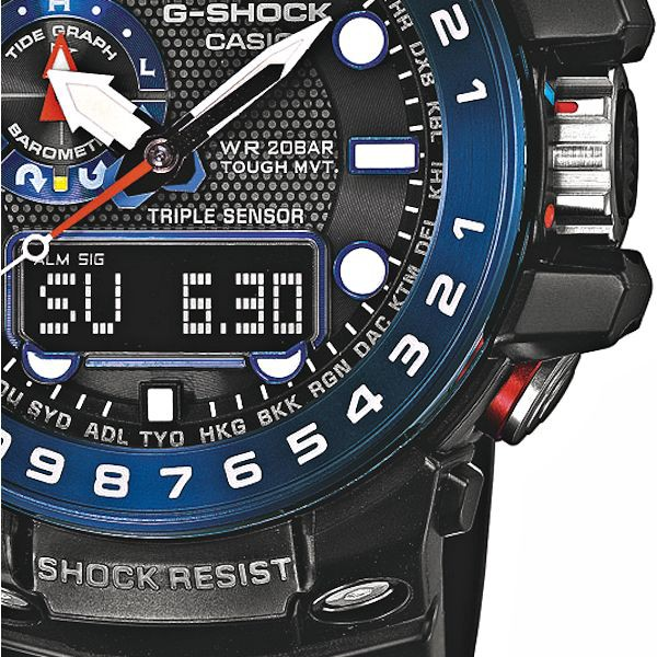 casio gulfmaster gwn 1000b 1ber g shock funk. Black Bedroom Furniture Sets. Home Design Ideas