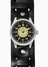 Aristo Vollmer 3H134 PILOT NIGHT&DAY Fliegeruhr Automatic