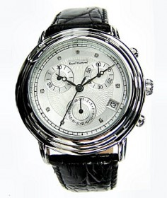 Estana EST-6010 Royal Diamond Chronograph
