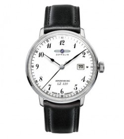 Zeppelin 7046-1 Flieger Herrenuhr - LZ129 Hindenburg