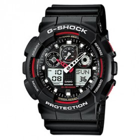 Casio G-Shock GA-100-1A4ER Herrenuhr