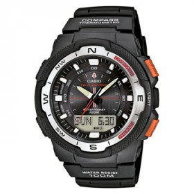 Casio SGW-500H-1BVER Chronograph Digital-Kompass