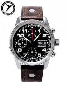 Aristo Automatic Chrono Messerschmitt 3H129 mit ETA 7750