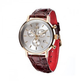 Detomaso Milano DT1052-I Chronograph Gold Brown
