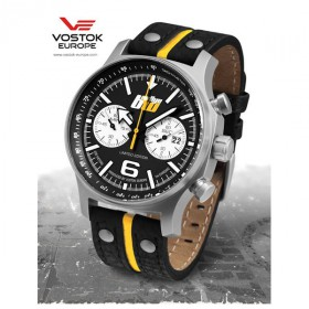 Vostok Europe Expedition Chronograph 595-RBW Sonderserie