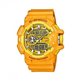 Casio G-Shock Herrenuhr GA-400A-9AER orange
