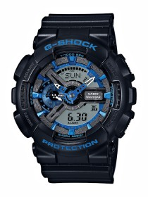 Casio G-Shock Herrenuhr GA-110CB-1AER Cool Blue