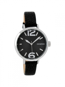 Oozoo Damen Armbanduhr JR274 black