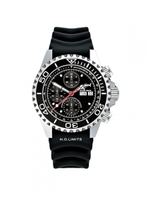 Chris Benz Deep 500M Automatik Chronograph Swiss Mechanic