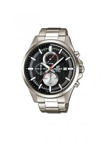 Casio Edifice EFV-520D-1AVUEF Herren Metallbanduhr