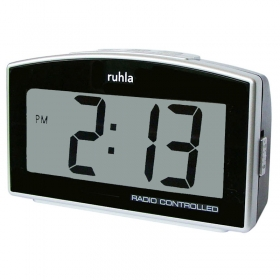 Ruhla Funkwecker digital RC-Clock 868-1