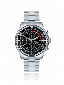 Chris Benz Surf&Sail Bjoern Dunkerbeck Taucher-Chronograph