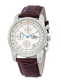 Thunderbirds Landmark Chrono TB1001-01, Tachymeter, 5 Atm