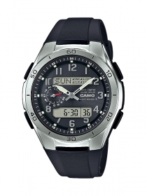 Casio Funk Solar Herrenuhr WVA-M650-1A2ER analog-digital