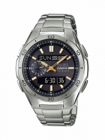 Casio Funk Solar Herrenuhr WVA-M650D-1A2ER analog-digital