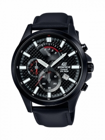 Casio Edifice Herrenuhr Chronograph EFV-530BL-1AVUEF