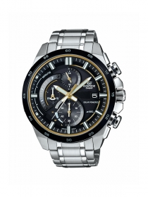Casio Edifice Solar Herrenuhr Chronograph EQS-600DB-1A9UEF