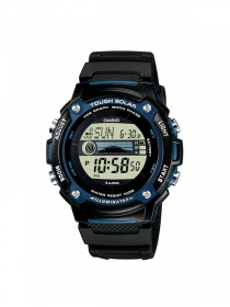 Casio Solar Digital Herrenuhr W-S210H-1AVEF