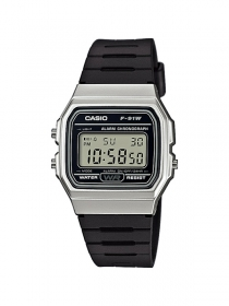 Casio Digital Armbanduhr F-91WM-7AEF Casio Collection