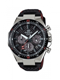 Edifice Herrenuhr Chrono Solar Casio EFS-S520CBL-1AUEF