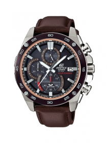 Edifice Herrenuhr Chrono Solar Casio EFS-S500BL-1AVUEF
