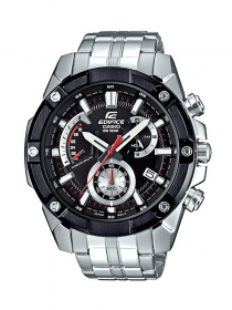 Casio Edifice XL Chrono EFR-559DB-1AVUEF - Stahlband - 10 bar