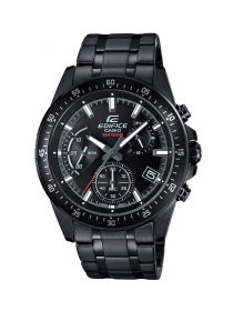 Casio Edifice Chrono schwarz EFV-540DC-1AVUEF