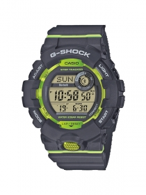 G-Shock Uhr Digital Casio GBD-800-8ER Bluetooth Step-Tracker