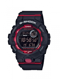 Casio G-Shock Digitaluhr GBD-800-1ER Bluetooth Step-Tracker