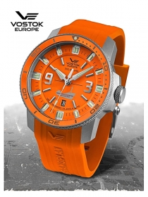 Vostok Europe Ekranoplan Automatik NH35A-546A407 Ghost Wreck Expedition