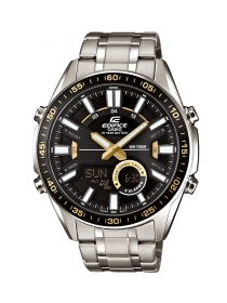 Casio Edifice Herren Analog-Digital-Uhr EFV-C100D-1BVEF
