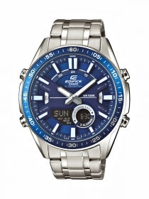 Casio Edifice EFV-C100D-2AVEF Herren Analog-Digital-Uhr