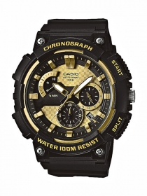 Casio Herrenuhr MCW-200H-9AVEF XL-Chronograph