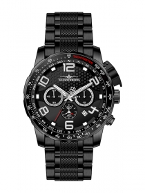 Thunderbirds Uhr Chronograph black TB4000-01