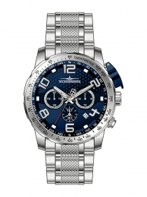 Thunderbirds Uhr Chronograph blue TB4000-04