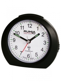 Ruhla Funkwecker analog RC-clock 258-0