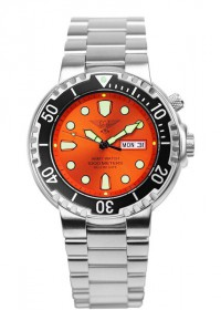 Army Watch EP 842 Tauchuhr 100 Atm orange
