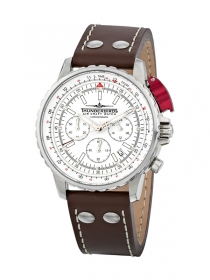 Thunderbirds Fighting Steel Herrenuhr Chrono TB1048-02