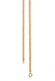 Claude Pascal 3050-IPG Collier Kette gold