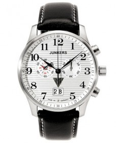 Junkers 6686-1 Wellblech Chronograph - Iron Annie JU52
