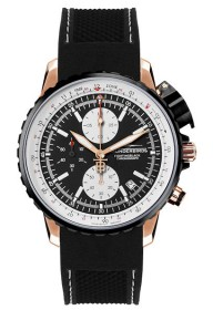 Thunderbirds Chronograph FightingBlack rose 1057-02