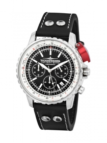Thunderbirds Herrenuhr Chrono Fighting Steel TB1048-01