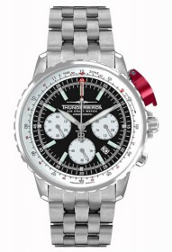 Thunderbirds Herrenuhr Fighting Steel Pro TB1052-01 Chrono